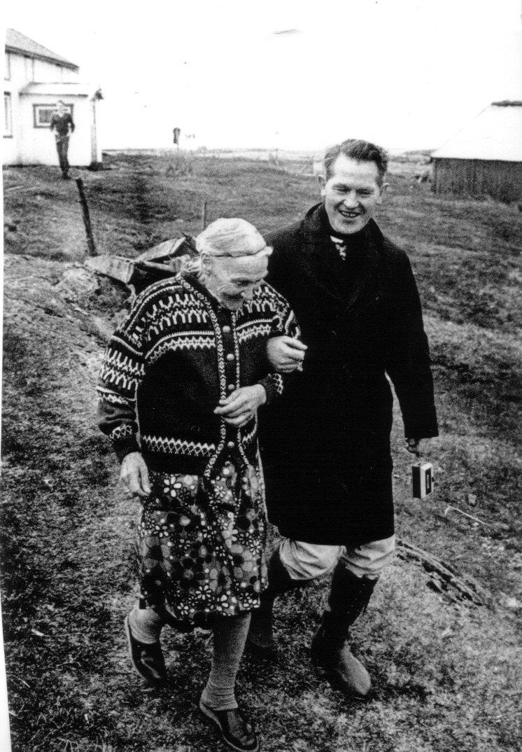 Kristine og Asbjørn Schultz